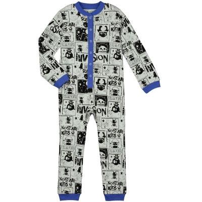 bd48e171366ff Pyjama garçon 3-16 ans en solde PETIT BEGUIN | La Redoute