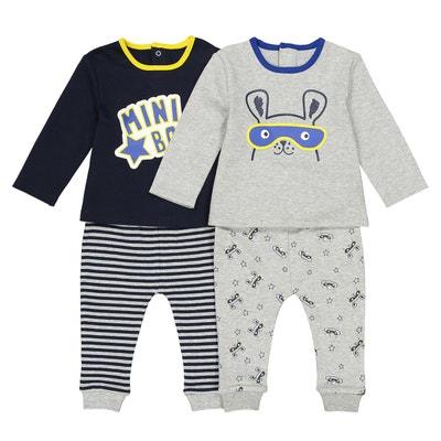ff6ab80f2b5a4 Pyjama manches longues