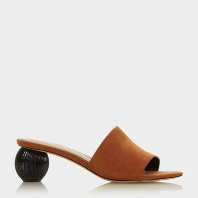la réputation d'abord nouveau design expédition gratuite Chaussures mules femme talons | La Redoute