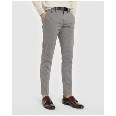 f29dd2e4e62e53 Pantalon habillé slim Pantalon habillé slim FORMULA JOVEN