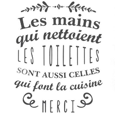Stickers muraux citations | La Redoute