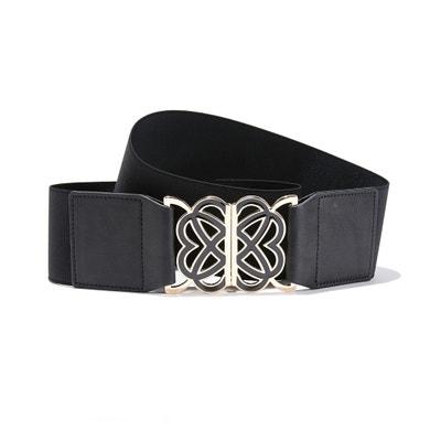 Cinturón ancho elástico con hebilla metal fantasía LA REDOUTE COLLECTIONS b76c313d5264