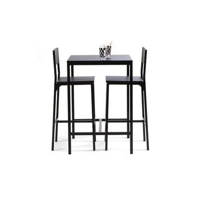 Table Haute Avec 2 Chaises FUNKY DEMEYERE