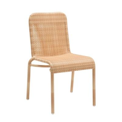 Chaise de jardin en rotin   La Redoute