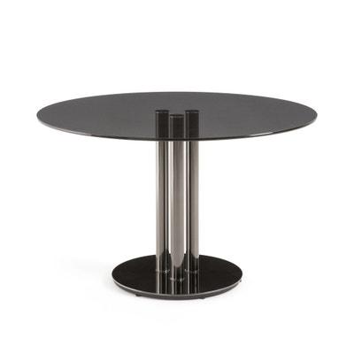 Ronde tafel in gehard glas  , Neso Ronde tafel in gehard glas  , Neso LA REDOUTE INTERIEURS