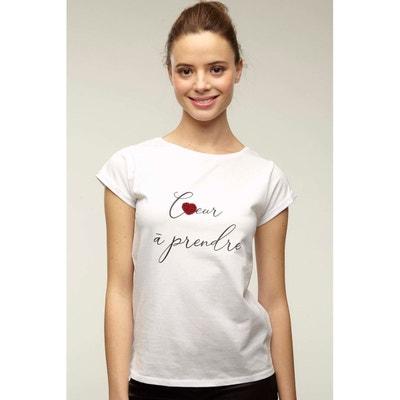 74051b56be1a36 T-shirt femme (page 61) | La Redoute