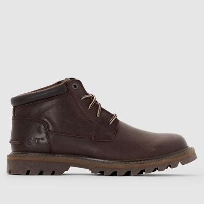 95a5af57bc7ed4 Boots en cuir Doubleday Boots en cuir Doubleday CATERPILLAR