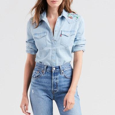 15ce36266 chemise en jean femme levi