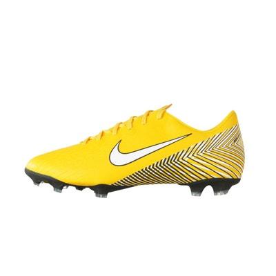 5b46de13e8 Chaussures football Nike Mercurial Vapor 360 XII Elite Neymar FG Jaune Chaussures  football Nike Mercurial Vapor