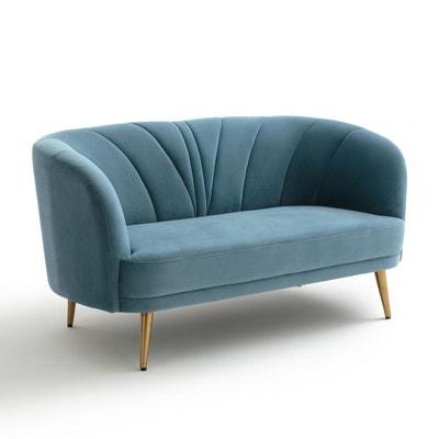 Canapé bleu pastel | La Redoute