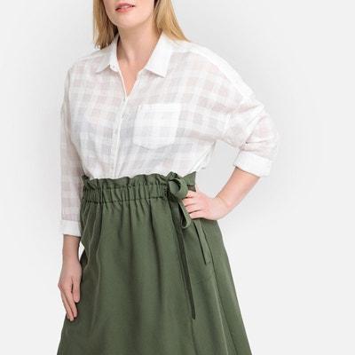 090d0ba19 Chemise blanche coton femme | La Redoute