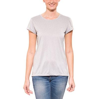 Pure Light - T-shirt course à pied Femme - gris Pure Light - T. CRAFT 9f180140584