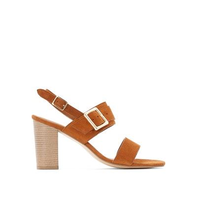81355c35da7ad Leather Sandals LA REDOUTE COLLECTIONS