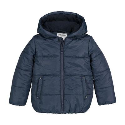 3eb816191b8ab Doudoune à capuche, courte et chaude 2-14 ans Doudoune à capuche, courte
