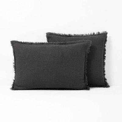 Coussin noir | La Redoute