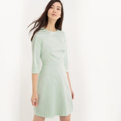 c181ed3329c2a04 Платье с глубоким вырезом сзади Платье с глубоким вырезом сзади LA REDOUTE  COLLECTIONS