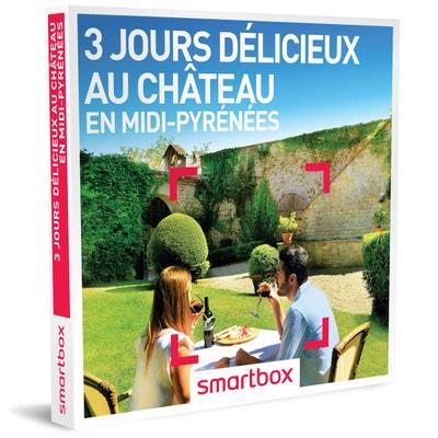 6afab4e1c03 3 jours délicieux au château en Midi-Pyrénées - Coffret Cadeau SMARTBOX