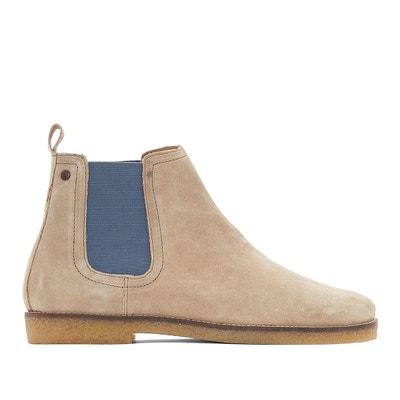 99072f8b513 Boots cuir Ferdinand BASE LONDON