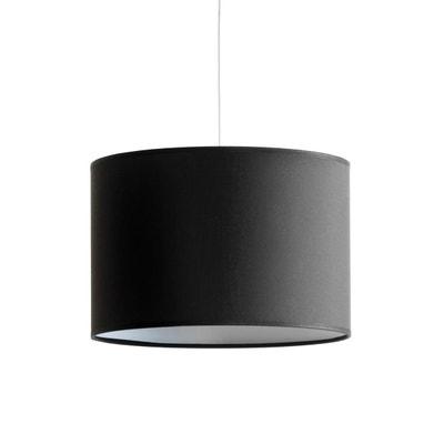 abat jour noir la redoute. Black Bedroom Furniture Sets. Home Design Ideas