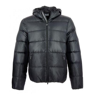 54854b3fe251 Doudoune (Noir) Polyamide EMPORIO ARMANI EA7