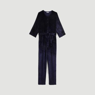 2b54f99704297 Combinaison pantalon en velours MONOPRIX TEENS