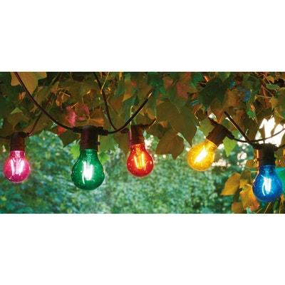 Guirlande Lumineuse Guinguette Extensible Ampoules Verres LED Guirlande  Lumineuse Guinguette Extensible Ampoules Verres LED SIRIUS