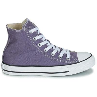 converse violet pastel