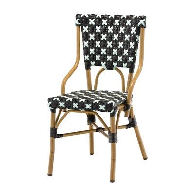 Chaise, fauteuil, banc de jardin Rotin design   La Redoute