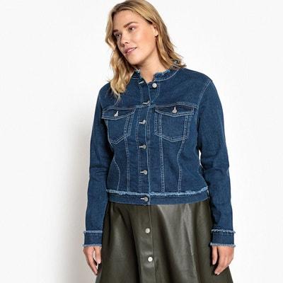 Veste coton stretch femme