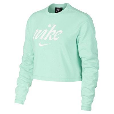 Sweater met logo op de borst Sweater met logo op de borst NIKE