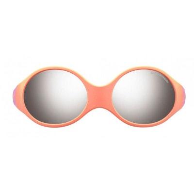 20fc862ad9fc58 Lunettes de soleil pour bébé JULBO Orange LOOP L Corail   Rose - Spectron 4  Baby