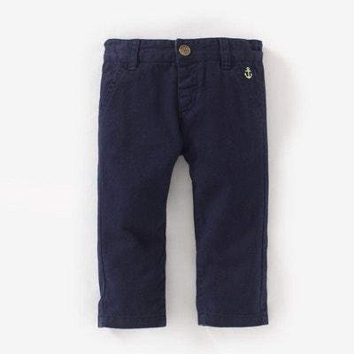 c8a98aca93f0b Pantalon chino 1 mois-3 ans Pantalon chino 1 mois-3 ans LA REDOUTE