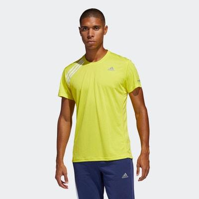 t shirt noir adidas jaune etoile