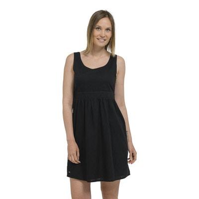 OXBOW Dolce Robe pour Femme Noir