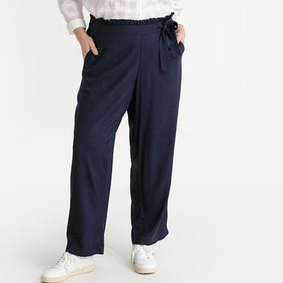 1b1eeba28add Pantalon Taille Haute