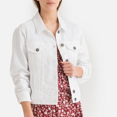 57123e1bfb92c Veste en jean femme LA REDOUTE COLLECTIONS | La Redoute