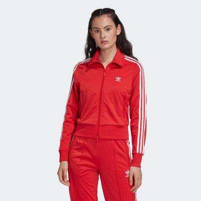 ensemble adidas rouge femme
