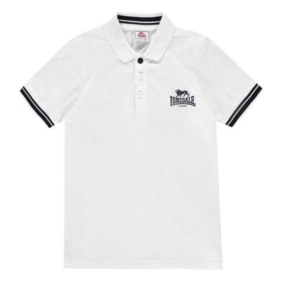 b67c6aa8e5 Polo t-shirt classique manche courte LONSDALE