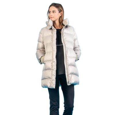 Veste en laine femme hiver