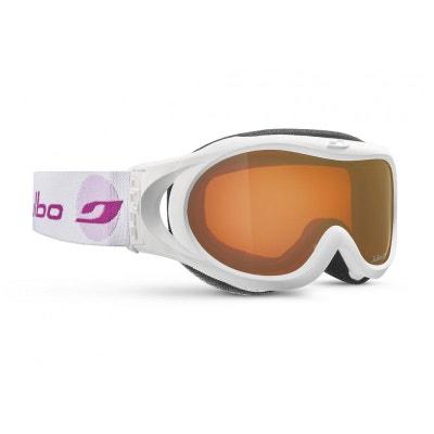 Masque de ski pour enfant JULBO Blanc Astro Blanc   Rose Atmo Catégorie 3  JULBO 44d189467ff5