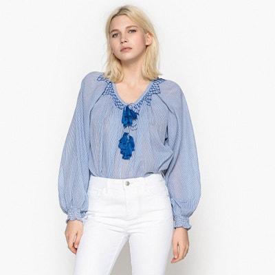 58589cf2412 Chemisier tunique femme Pepe jeans
