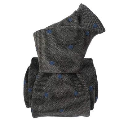 Cravate en laine et soie 6de92735112