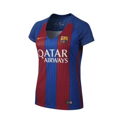 83ae5cf3b63 Maillot FC Barcelone Domicile 2016 17 Femme Maillot FC Barcelone Domicile  2016 17 Femme. NIKE