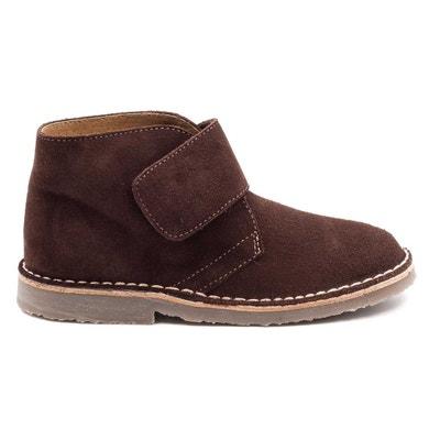 5239fafe50dc4 Boni Marius II - Chaussures enfant cuir scratch BONI CLASSIC SHOES