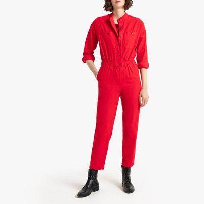 baskets pour pas cher meilleur prix choisir le plus récent Combinaison femme rouge | La Redoute