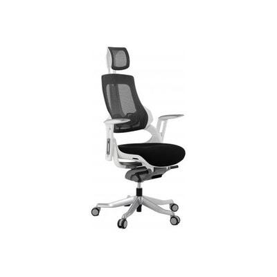 Chaise De Bureau Ergonomique Tissu SALOO DECLIKDECO