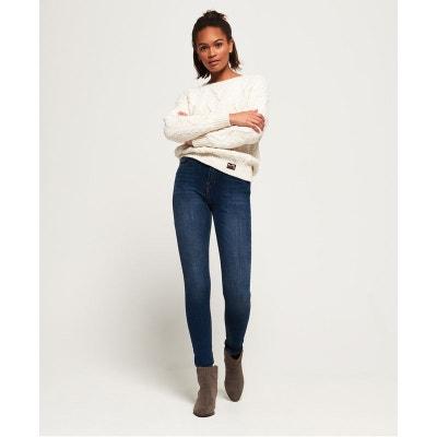 12f643822832 Jean taille haute skinny Superflex Jean taille haute skinny Superflex  SUPERDRY