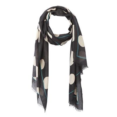 écharpe, foulard femme en solde   La Redoute 2e76b5f816e