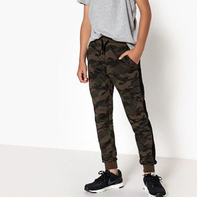 54a59fceb3b Jogpant camouflage 10-16 ans Jogpant camouflage 10-16 ans LA REDOUTE  COLLECTIONS