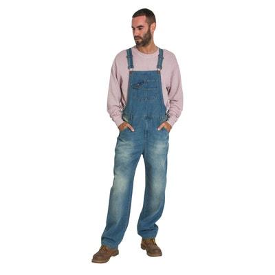 belle couleur en ligne belle couleur Salopette jeans homme   La Redoute